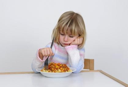 Отсутствие аппетита - ребёнок - еда