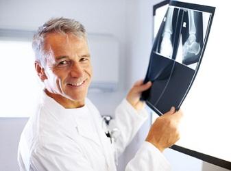 Computertomographie ist die in der Radiologie am häufigsten angewendete Untersuchung