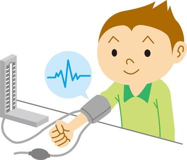 Kardiologen empfehlen Blutdruckmessung auch bei Kindern