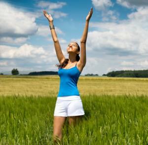 Релаксационные упражнения могут принести пациенту облегчение