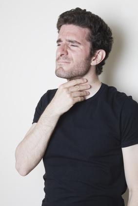 Heiserkeit - Halsschmerzen