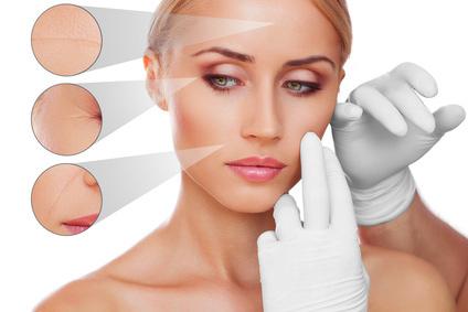Fraxellasertherapie zur Hautverjüngung (Skin Rejuvenation)