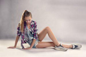 Vor allem junge und sehr schlanke Frauen leiden unter tiefem Blutdruck