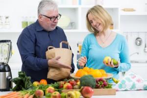 Balaststoffreiche Ernährung kann den Darm in Schwung bringen